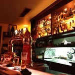 Photo taken at Vino Banco Tapas Bar by Radek P. on 2/16/2013