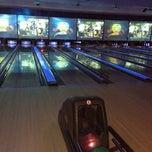 Photo taken at Bowlmor Dallas by E R. on 12/9/2012