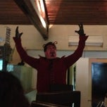 Photo taken at El Olivo Restaurante by Itzel N. on 12/14/2012