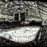 Photo taken at Syracuse Crunch Hockey Club by Joe A. on 4/13/2013