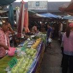 Photo taken at ตลาดสดราชพัสดุ กรมธนารักษ์ by Pannachet N. on 3/25/2014