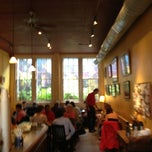 Photo taken at Gryphon Café by Chris B. on 6/30/2013