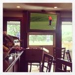 Photo taken at Deerfield Golf Club by Wilber C. on 8/26/2013