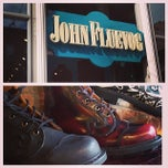 Photo taken at John Fluevog Shoes by Spence S. on 2/28/2014