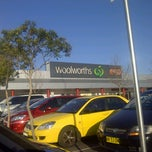 Photo taken at Woolworths by Alblen F. on 8/1/2013