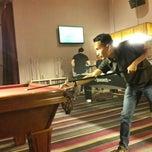 Photo taken at Q Billiard by Dimas N. on 12/27/2014