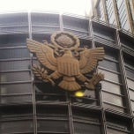Photo taken at Theodore Roosevelt Federal Courthouse (U.S. District Court) by Nick J. on 10/30/2012