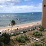 Photo taken at Pituba Sol Shopping e Flat by JR S. on 2/11/2013