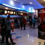 Photo taken at Cine Multiplex Villacentro by Miguel P. on 10/7/2012