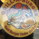 Photo taken at Grill-A-Burger by Rob S. on 4/28/2013