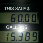 Photo taken at Costco Gas by Genney L. on 10/26/2012