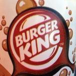 Photo taken at Burger King Vista Hermosa by La A. on 10/15/2012