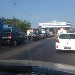 Photo taken at Gerbang Tol Cambaya by Mizz Nunuy A. on 11/13/2012
