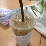 Photo taken at Peaberries Coffee Bean || Binlha 4 by Peche P. on 10/11/2012