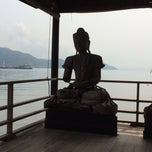 Photo taken at Nirvana Resort Koh Chang by Erik V. on 2/23/2014