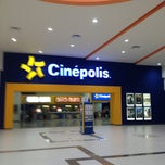 Photo taken at Cinépolis Cadereyta by Celestino D. on 6/25/2013