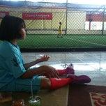 Photo taken at KutaMandiri Futsal by -Awet T. on 3/30/2013