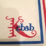 Photo taken at Kebab by alepaz on 9/14/2012