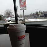 Photo taken at Dunkin' Donuts by Saleh on 1/12/2013