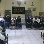 Photo taken at Panti sosial tresna wredha budi pertiwi by Renni S. on 7/22/2013