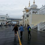Photo taken at Atlantic City, NJ by Nicole C. on 10/7/2012