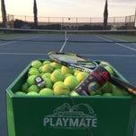 Photo taken at Polo Tennis & Fitness by Viktoriya J. on 3/15/2015