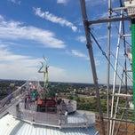 Photo taken at Ferris Wheel by Mitch L. on 9/27/2014