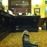 Photo taken at Green Tortoise Hostel by Oscar S. on 9/19/2012