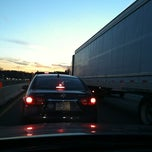 Photo taken at I-95 HOV by Michael B. on 12/6/2012
