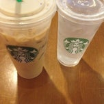 Photo taken at Starbucks by Allison T. on 8/26/2013