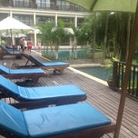 Photo taken at Khaolak Mohin Tara Hotel Phang Nga by tunes k. on 4/6/2013