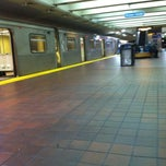 Photo taken at Charles Center Metro Station by Timothy S. on 1/17/2013