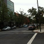 Photo taken at 22nd & N Charles by Timothy S. on 10/31/2012