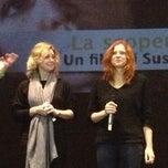 Photo taken at Mignon Cinema d'Essai by Elisa R. on 3/12/2013