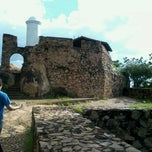 Photo taken at Fortín El Zamuro by Stefano S. on 9/22/2012