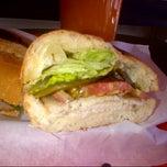 Photo taken at Tropifruit 100% Natural Juice Bar by Maria G. on 12/15/2012