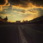 Photo taken at Autódromo Hermanos Rodríguez by Alejandro Z. on 6/3/2013