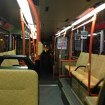 Photo taken at SBS Transit: Bus 12 by Amrith S. on 7/13/2013