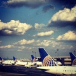 Photo taken at Newark Liberty International Airport (EWR) by Girl Gone Travel on 10/1/2013