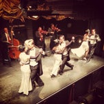 Photo taken at Tango Show La Ventana by Katherine K. on 5/31/2013