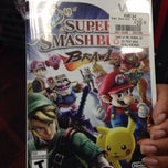 Photo taken at GameStop by Isaac D. on 6/14/2014