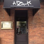 Photo taken at Arzak by Dionna T. on 10/17/2012