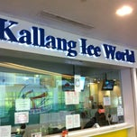 Photo taken at Kallang Ice World by Shawn T. on 2/1/2013