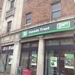 Photo taken at TD Canada Trust by E B. on 3/27/2013
