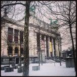 Photo taken at Koninklijk Museum voor Schone Kunsten Antwerpen by Peter V. on 1/17/2013
