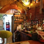 Photo taken at Smallest Bar, in Key West.... in the world ! by Andy S. on 5/18/2013