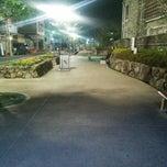 Photo taken at 南千住第四児童遊園 by Kamemaru I. on 4/19/2015