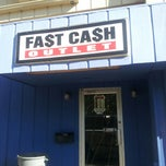 Photo taken at Fast Cash Pawn Shop by Nena M. on 6/13/2013