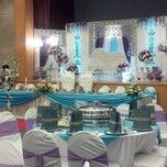 Photo taken at Dewan Seri Seroja, Presint 15 by Farahin H. on 1/13/2013