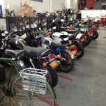 Photo taken at Machina Cycles by Jay S. on 1/29/2013